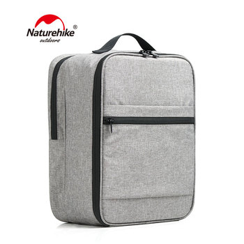 Naturehike Portable Nylon Travel Shoe Bags NH17X016-B Shoe Bags
