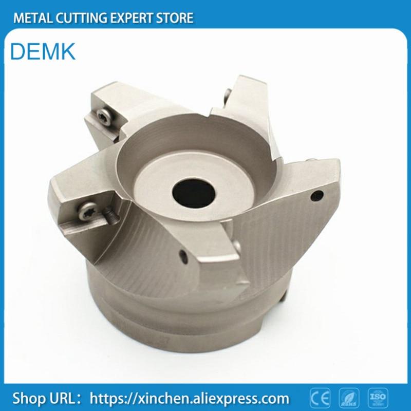 Milling discs,RAP400R,BAP400R 50 63 80 100 CNC machine tool Milling machine knifeInsert the for Scrap blades APKT1604/APMT