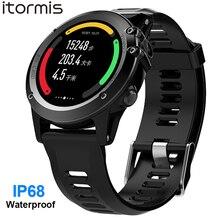 ITORMIS IP68 Waterproof Android GPS Smart Watch font b Smartwatch b font Wristwatch 3G SIM WiFi