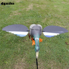 Wholesale Hunting Duck Decoys 4*Aa Battery Decoy Duck Ducks Decoy With Magnet Spinning Wings