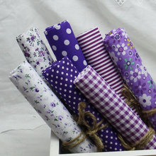 for Quilt Quilted Fabric,7Pcs/Lot