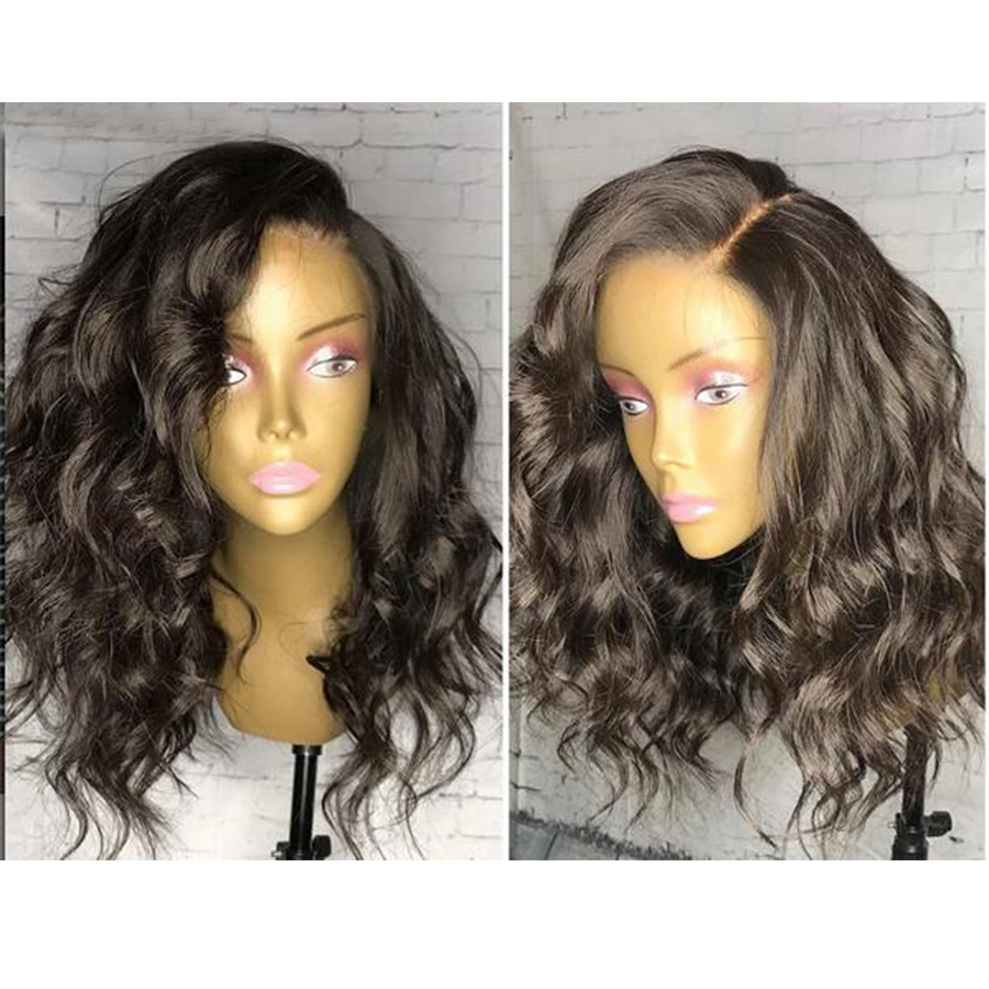 Elva-Hair-Lace-Bob-Wig-Lace-Front-Human-Hair-Wigs-Pre-Plucked-Hairline-Body-Wave-Short