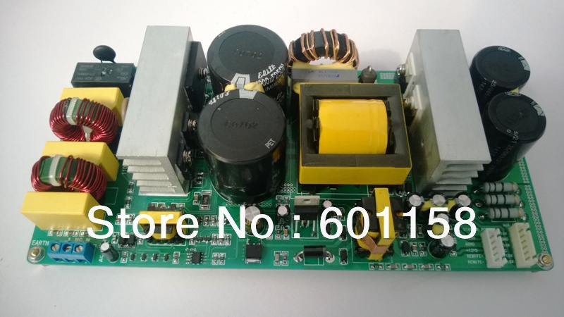 1000W RATED POWER AUDIO AMPLIFIER POWER SUPPLY,HIGH STABILITY,HIGH ...