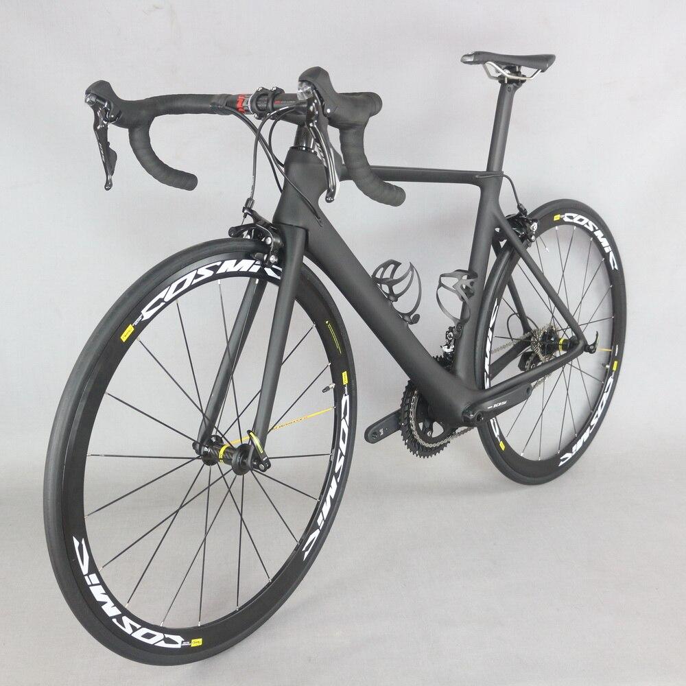2019 Aero Design Complete  Road Bicycle FM268  With Sh1mano R7000 Groupset 20 Speed Marwick Mavic Cosmic EliteS 700c Wheeset