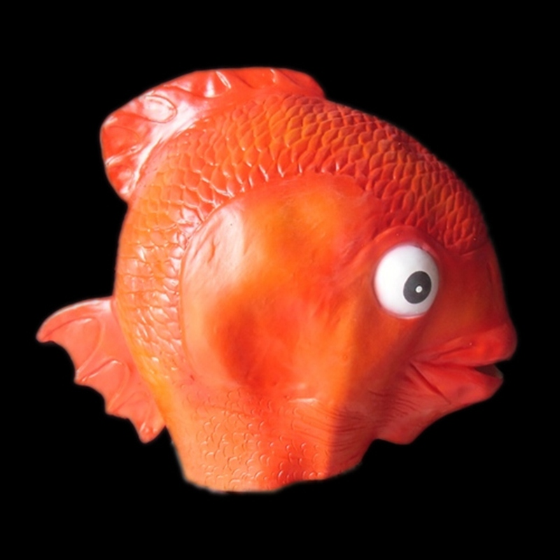 Online buy wholesale fish mask from china fish mask for Fish head mask