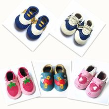 Wholesale casual shoes toddler baby leather shoes in bulk(China)