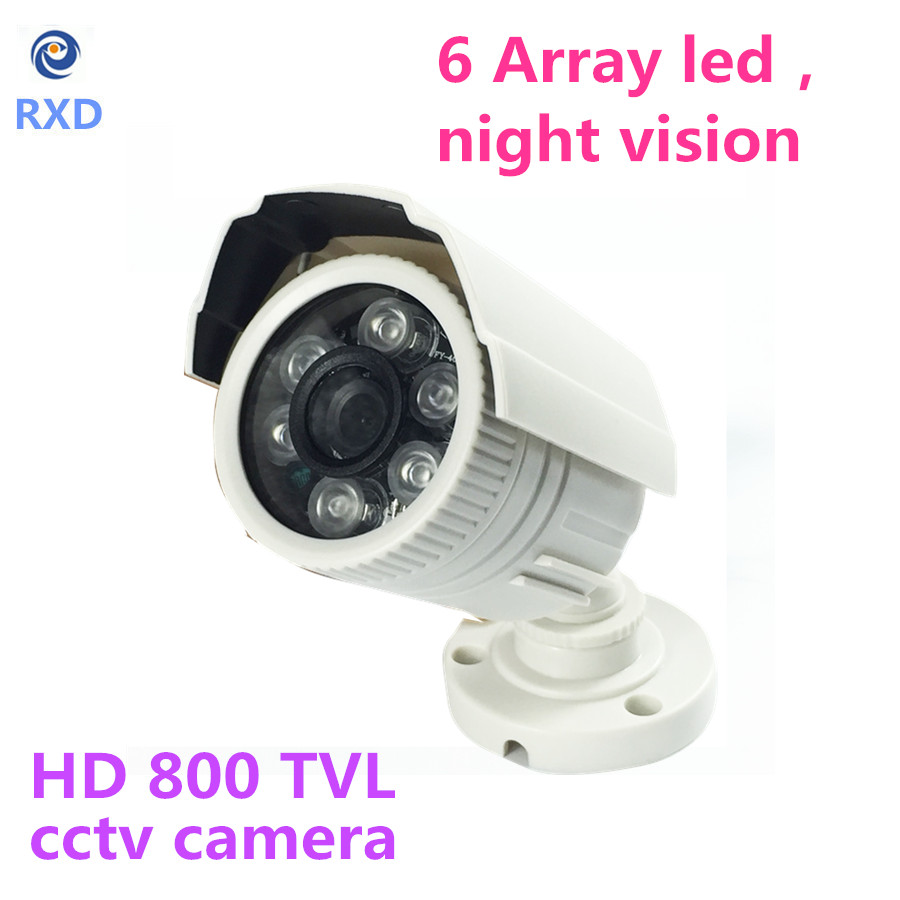 High Quality CCTV Camera 1200TVL IR Cut Filter 24 Hour Day/Night Vision Video Outdoor Waterproof IR Bullet Surveillance Camera коаксиальная автоакустика kicx alq 652