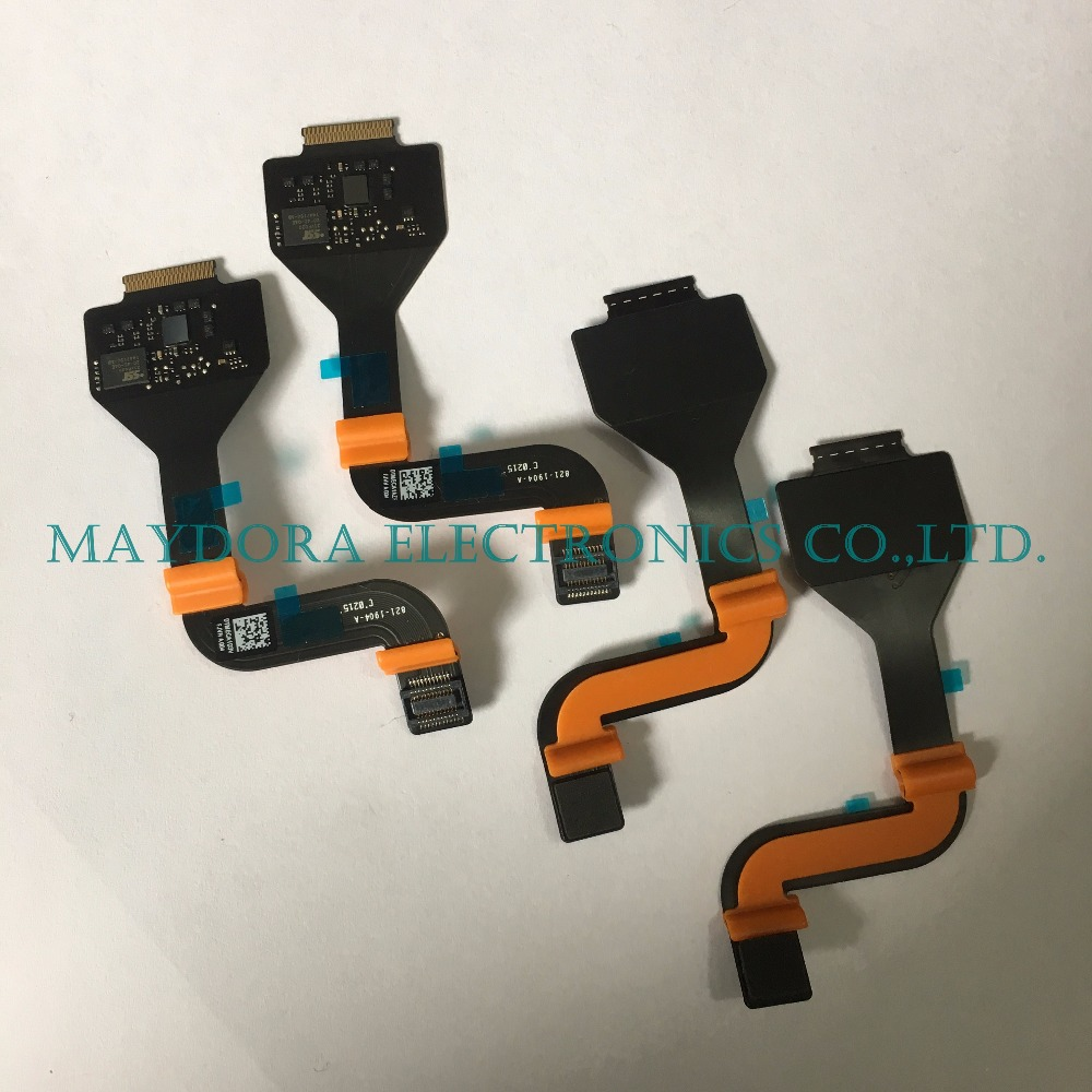 4pcs a pack!New For Retina 15.4 A1398 Trackpad Touchpad Cable Late 2013 Mid 2014 ME293 ME294 MGXA2 MGXC2 821-1904-A lmdtk new laptop battery for apple retina me293 me294 a1494 a1398 2013 2014 year