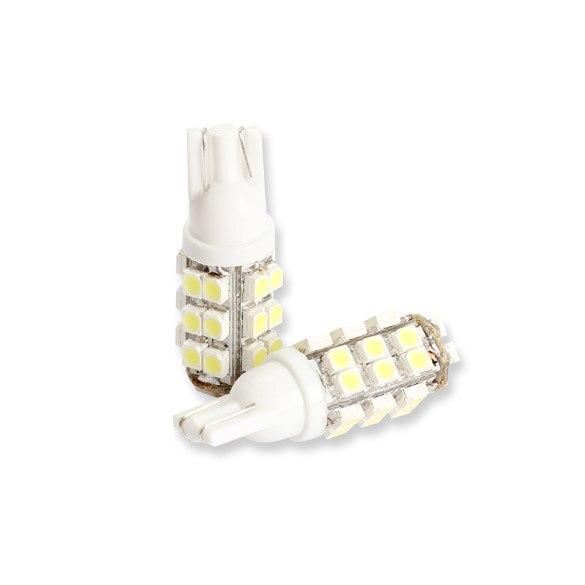 10pcs T10 28smd 1210 Led 168 194 W5w Wedge Light Bulb Lamp Car Auto