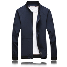 Jacket Mens Four Buttons Fashion Solid Color Simple and Elegant Casual Slim Quality Fabric High  S-5XL