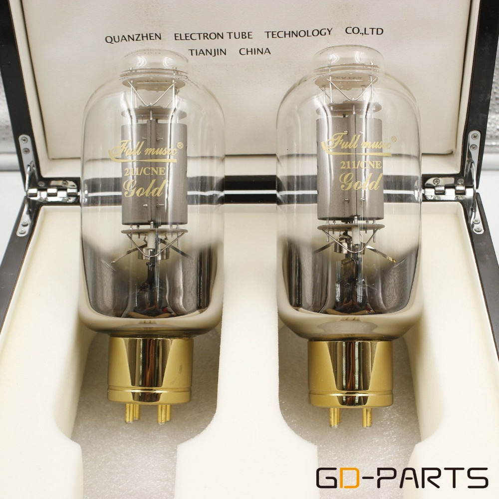 GD PARTS Brand New TJ Fullmusic Premium 211 CNE Vacuum Tube Replace 211 VT4C 242 For
