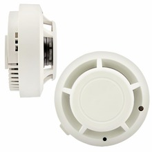 New Arrival! High sensitivity independent Wireless Photoelectricity Smoke Detector For Home/Store/Hotel/Factory,HKPAM