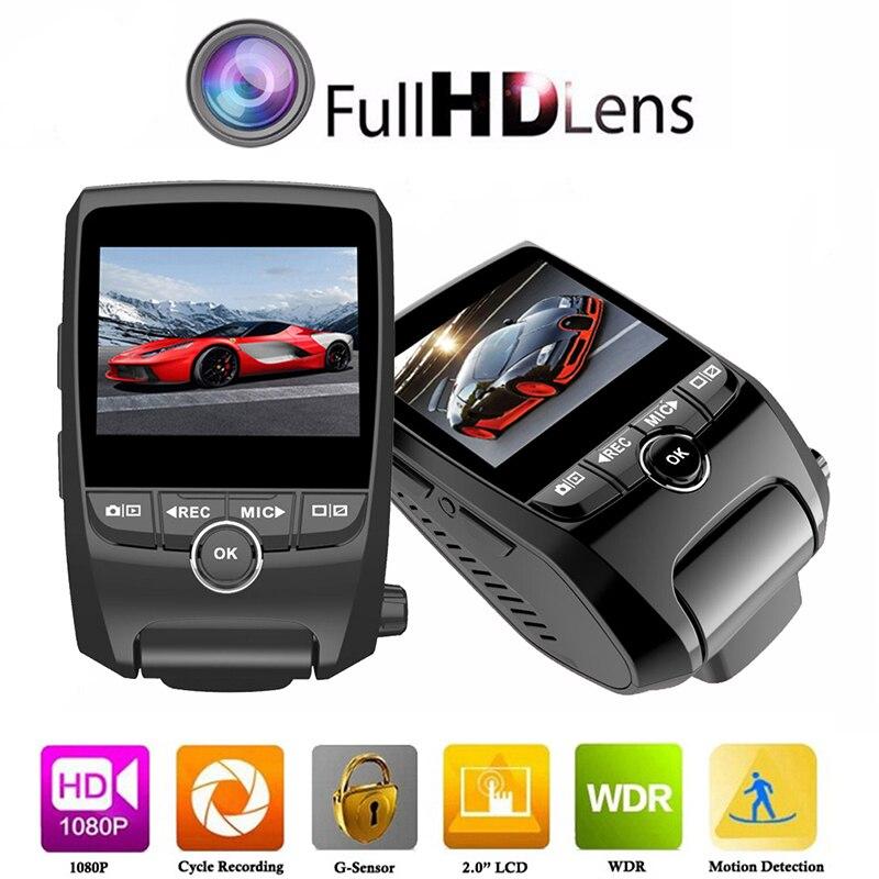 Ф7 2,4-дюймовый DVR автомобиля камера рекордер тире CAM HD Дисплей невидимый Стиль NTK96650 WDR в HD-качестве 1080p 170 градусов широкоугольный Автомобильный видеорегистратор
