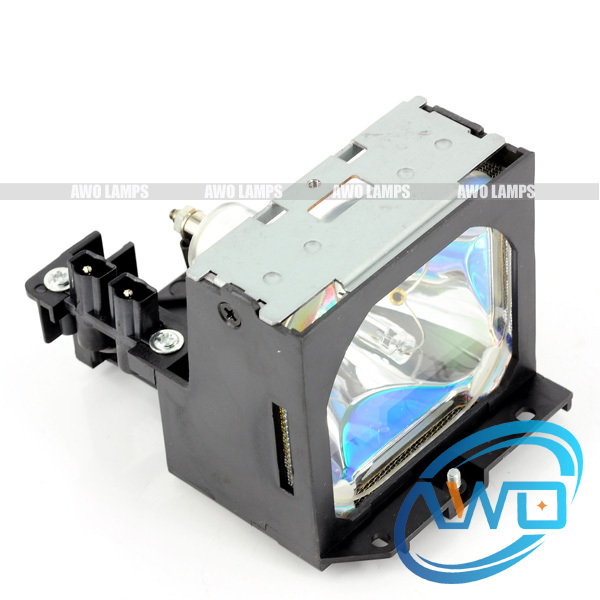 LMP-P202 Compatible bare lamp with housing for SONY VPL-PS10 VPL-PX10 VPL-PX11 VPL-PX15 VPL-PX25  PROJECTOR free shipping compatible bare lamp for kg lps1230 bulb for taxan ps 100 ps101s ps 120x ps 121x ps 125x 180day warranty