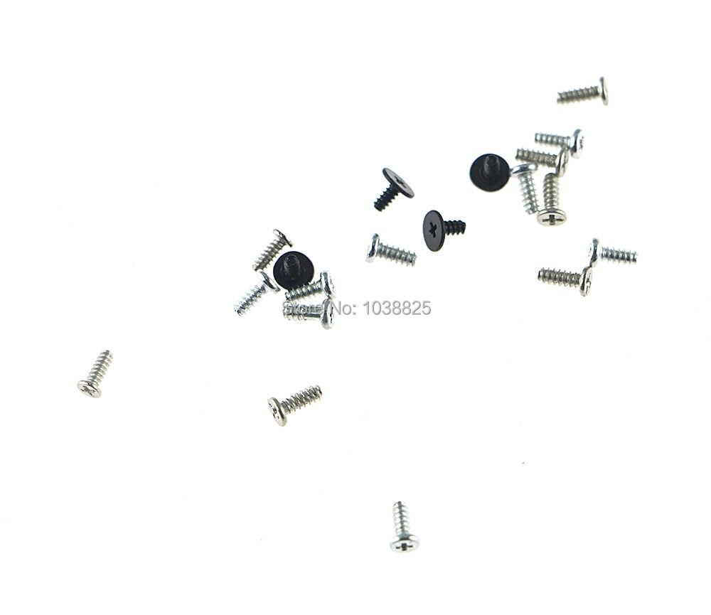 Tornillos conjunto completo de tornillos piezas de reparación para PSP2000 PSP3000 PSP 2000 3000 carcasa de consola Tablero Principal madre ChengChengDianWan