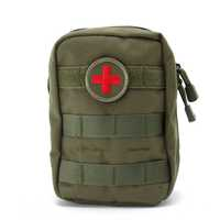 NEW Safurance Outdoor Tactical First Aid Kit Bag Molle Medical Pouch Outdoor Travel Emergenc Emergency Treatment