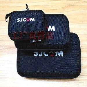 Image 5 - Original S/M/L Size Storage Collection Bag Case SJCAM SJ4000 SJ5000 SJ6 SJ8 Plus/Pro SJ9 Strike/Max For Xiaomi yi H9 Accessories