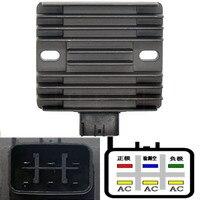 For Suzuki GSR400 GSR600 2006 2007 2008 2009 2010 GSR 400 600 Motorcycle Voltage Regulator Rectifier 12V