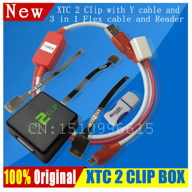lastest XTC 2 Clip xtc2clip For HTC Repair Mobile Phone&