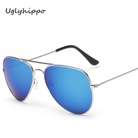 Quality Pilot sunglasses Men's Driving Sun Glasses Fashion Vintage Women UV Protection Unisex Eyewear 3026