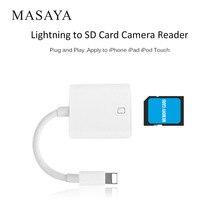 MASAYA For Lightning to SD Car
