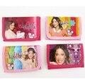 Fashion Cartoon Printed Violetta Coin Purse Children Zip Change Purse Wallet Movie Kids Girl Women For Kids Gift