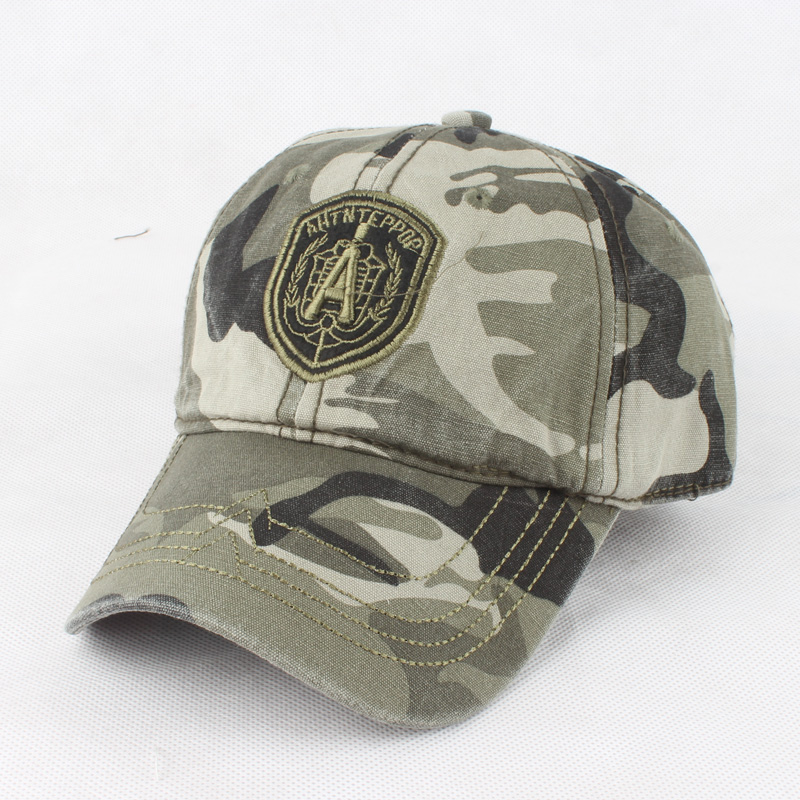 FURANDOWN 2017 camouflage baseball caps army hats for men women - Apparel Accessories - Photo 2