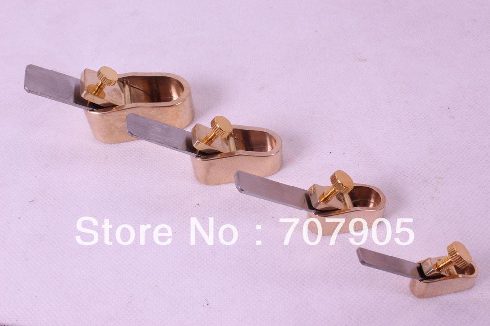 4 шт. рубанки с плоским дном машина для обработки деревянных проект латунь самолет# Q27