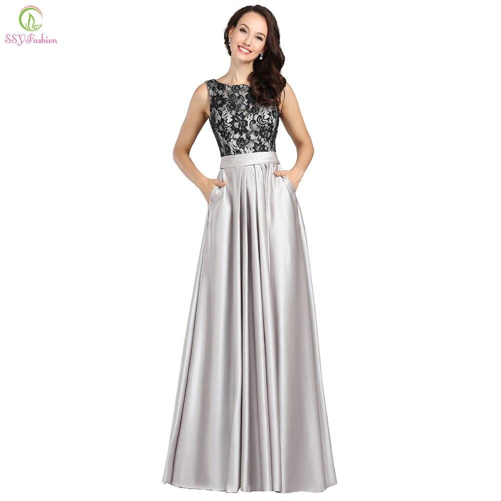 Robe De Soiree 2017 SSYFashion Evening Dresses Bridal ...