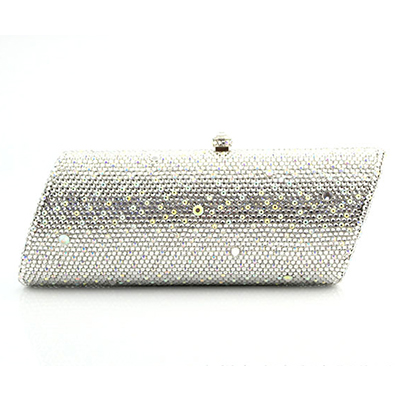 XIYUAN BRAND gold/red/green/pink/hot pink diamond crystal clutch evening bags women party wedding bride bag clutch purse white gold woman evening bag women diamond rhinestone clutch crystal chain shoulder small purse gold wedding purse party evening bags