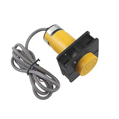 E2K-C25ME1 1-25mm Capacitance Proximity Sensor Switch NPN NO DC 6-36V 300mA mylb ljc18a3 h z bx 1 10mm capacitance proximity sensor switch npn no dc 6 36v 300ma