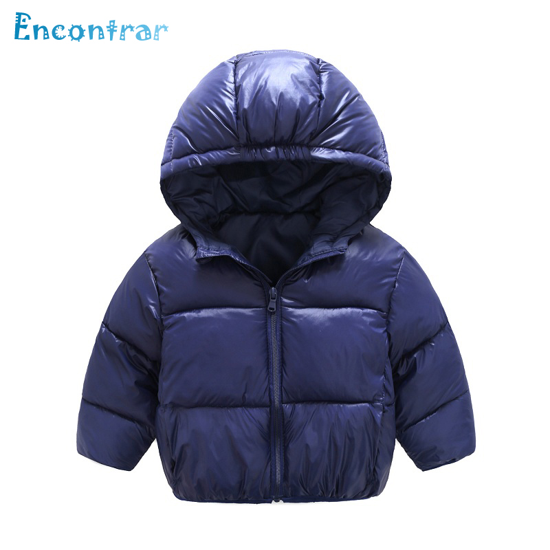 Encontrar Winter Thin and Light Parkas Coats for Children Boys Solid Casual Outerwear Kids Autumn Zipper Jackets 18M-6T,DC239 casual 2016 winter jacket for boys warm jackets coats outerwears thick hooded down cotton jackets for children boy winter parkas