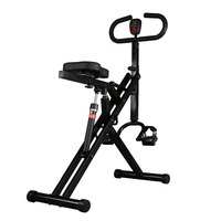 Foldable horse Riding Exercise Machine Abs Abdominal Core Training Toner Plus Hips Thighs Reducer Stomach Weight Loss
