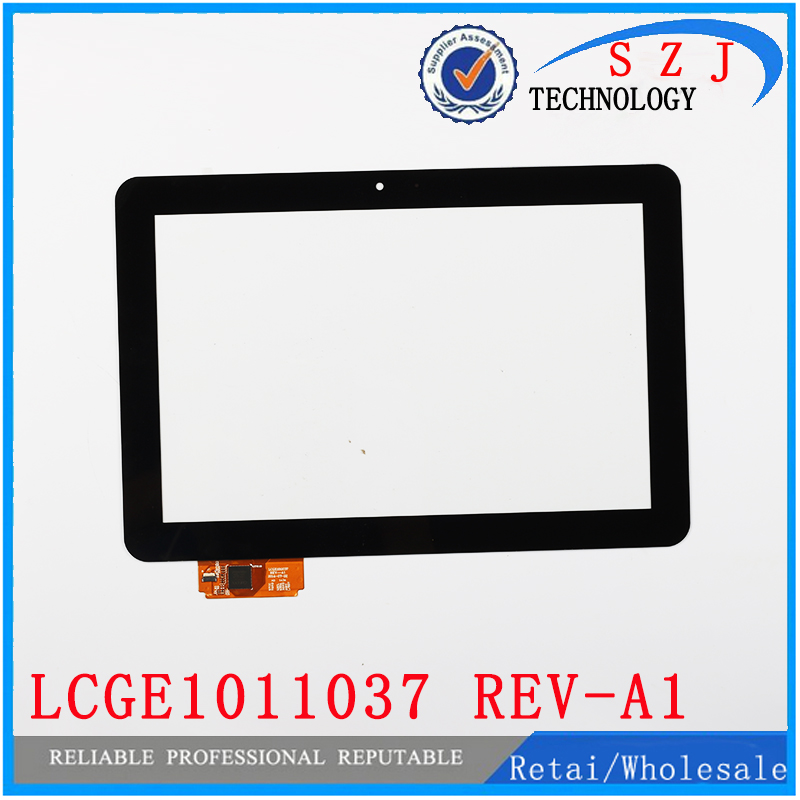 New 10.1 inch Tablet LCGE1011037 REV-A1 Touch Screen Digitizer Glass Touch Panel Sensor Replacement Free Shipping