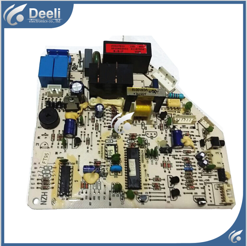 95% new good working for Air conditioning computer board 0010403453 KFR-35GW/F circuit board indoor air conditioning parts mpu kfr 35gw dy t1 computer board kfr 35gw dy t used disassemble
