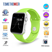 Timethinker DM09 Sports Smartwatch Camera HD Bluetooth Call SIM Card Relogios GSM Facebook WhatsApp Twitter Watches
