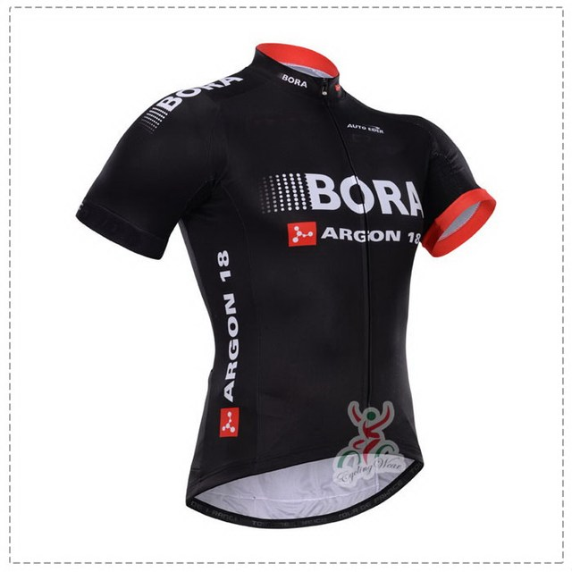 af4ad71ec 2015 BORA ARGON 18 Pro Team 2 Colors Men s Only Cycling Jersey Short Sleeve Bicycle  Clothing Quick-Dry Riding Bike Ropa Ciclismo