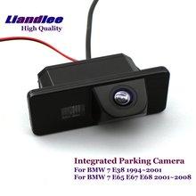 Liandlee Car Rearview Reverse Camera For BMW 7 E38 E65 E67 E68 1994~2008 Rear Backup Parking / SONY CCD HD Integrated