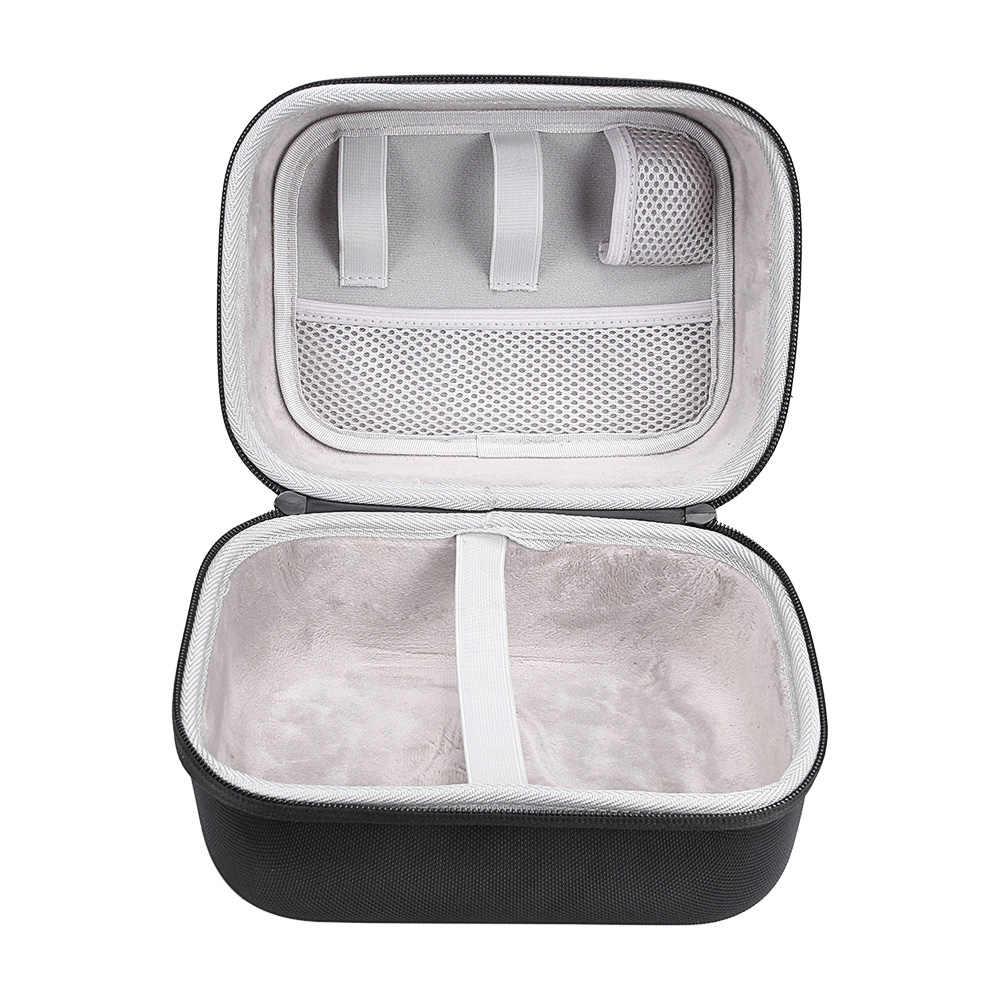 Новые Travel проведения жесткий EVA сумка Коробка Для Хранения Чехол для Facebook F8 Oculus Go VR 3D виртуальной реальности Гарнитура сумки аксессуары