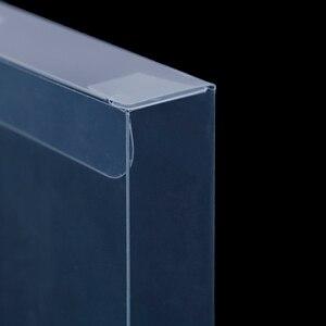 Image 4 - 10 יח\חבילה ברור שקוף עגלות תיבת מקרה עבור Nintend N64 מחסנית מ.ח. מגיני
