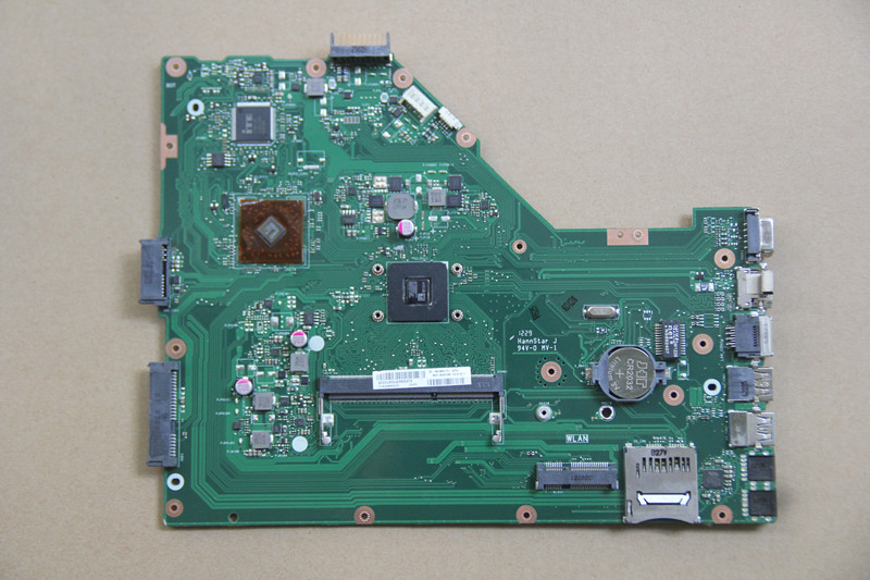 60-N80MB1701 For ASUS X55U Laptop motherboard with E2-1800 CPU Onboard DDR3 fully tested work perfect image