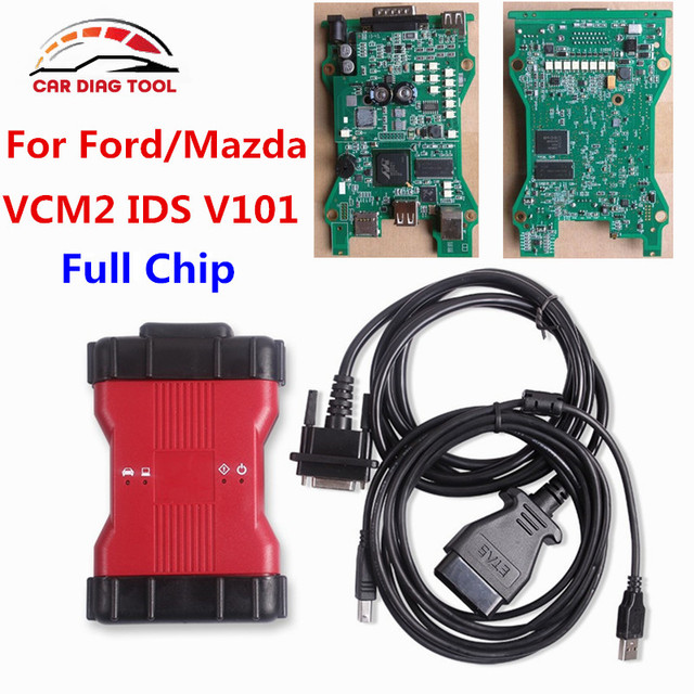 For Ford Vcm Ii Ids V Full Chip Vcmii Oem Obdii Scan Tool For Mazda
