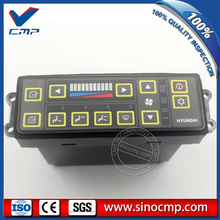 24 В Robex RX215-7 RX215-7C MTC A/C Контроллер, панель управления кондиционера