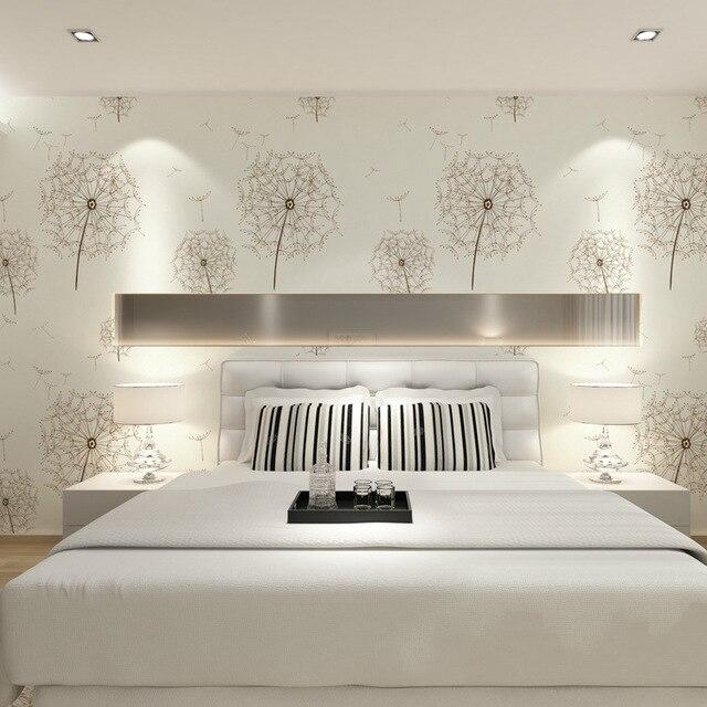 Hot New Mediterranean Color Wood Wallpapers Fashion Modern Bedroom Living  Room Sofa Backdrop Wall Paper 3d Wallpaper Home Decor
