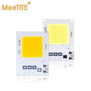 High Power LED-Matrix Für Projektoren 10W 20W 30W 220V 110V Smart IC COB LED chip Glühbirnen Diode Für DIY Flutlicht Scheinwerfer