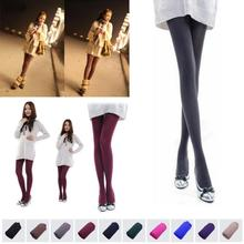 2015 fashion design Trend Knitting New sexy Super Slim Colors Vertical Women's legging Tight 10 Colors High quality retail