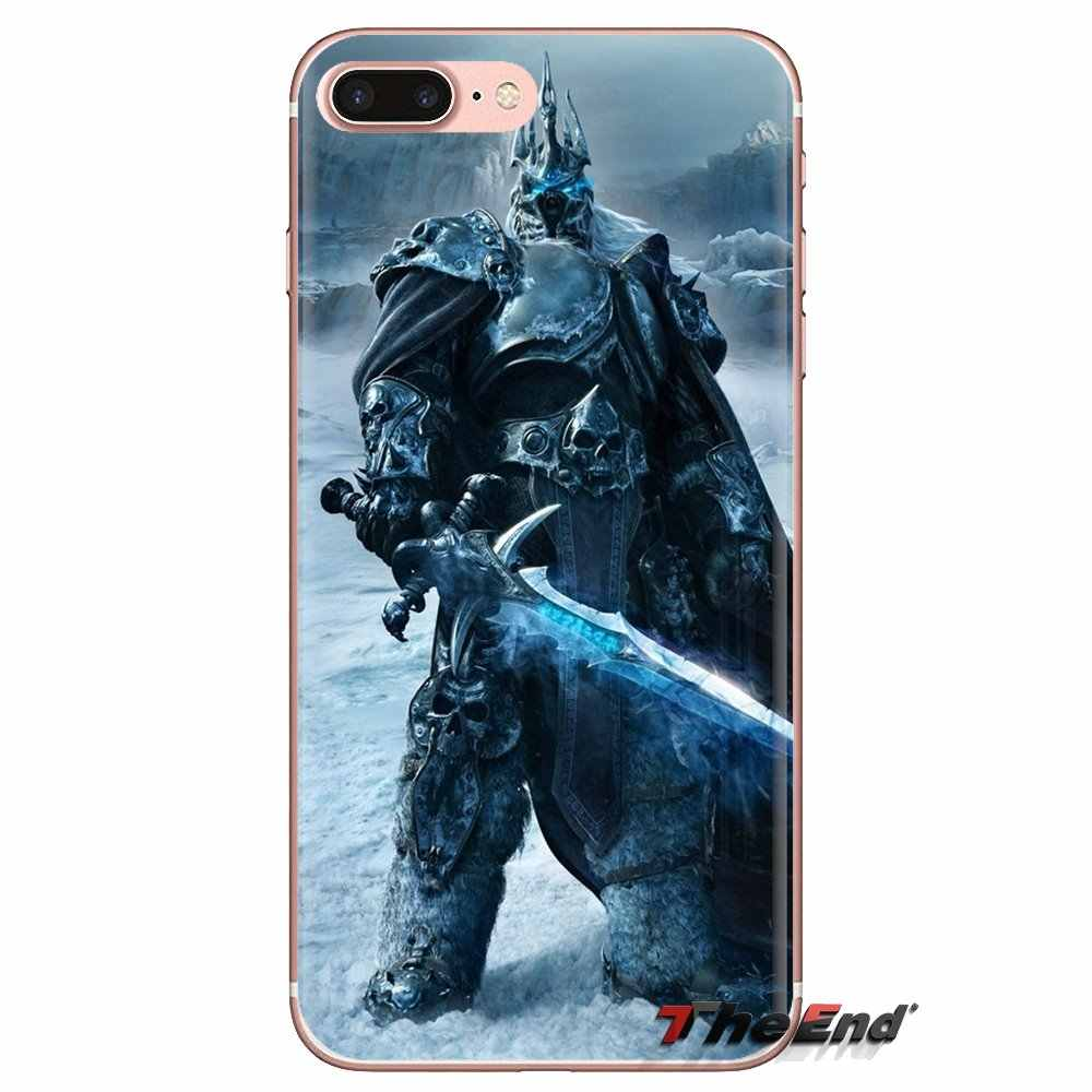 Silicone Shell Cover For Sony Xperia Z Z1 Z2 Z3 Z5 compact M2 M4 M5 C4 E3 T3 XA Huawei Mate 7 8 Y3II Game Warrior Cool Wallpaper