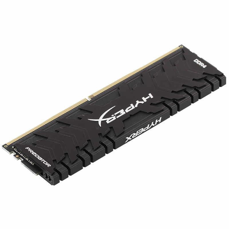 キングストン HyperX プレデター黒 8 ギガバイト 16 ギガバイト 3000MHz DDR4 CL15 DIMM XMP HX430C15PB3/16 メモリアラム ddr4 デスクトップ用メモリ Rams