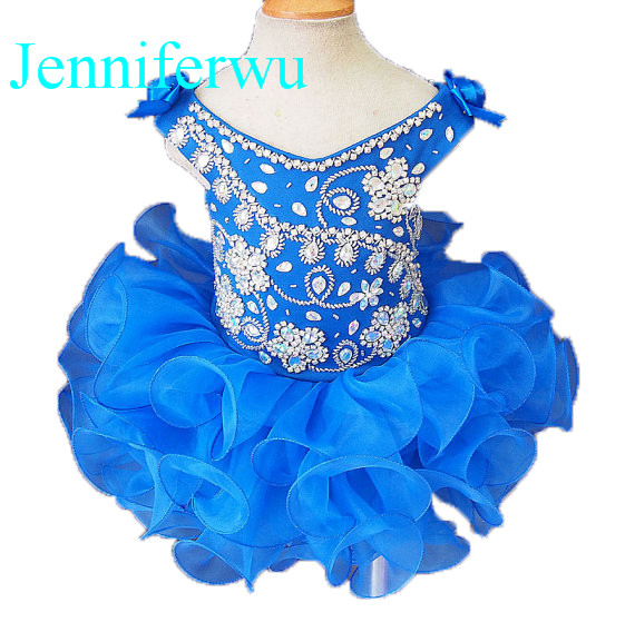 купить 15 color girl brand clothes prom dresses pageant party dresses clothes baby girl 1T-6T G019-3 дешево