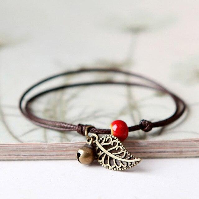 Ceramic Flower Bracelets...